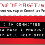 How to Manage the Overwhelm for Creative Minds + Take the Product Creation Pledge