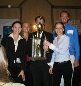 Sales Conference Winning Office