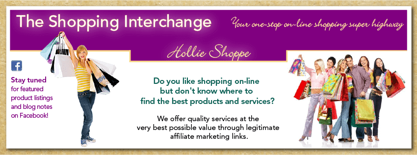 The Shopping Interchange Facebook Cover designed by Amber Ludwig-Vilhauer