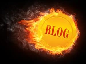 Finding Subjects to Blog About