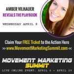 The Movement Marketing Summit with Amber Vilhauer, Aj Amyx and Andy Zitzmann