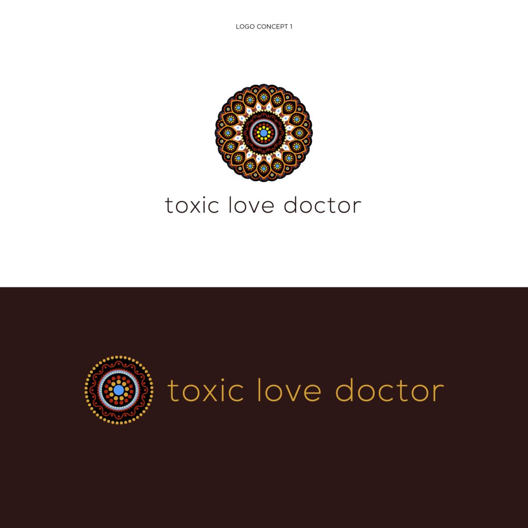 Logo Design: Toxic Love Doctor