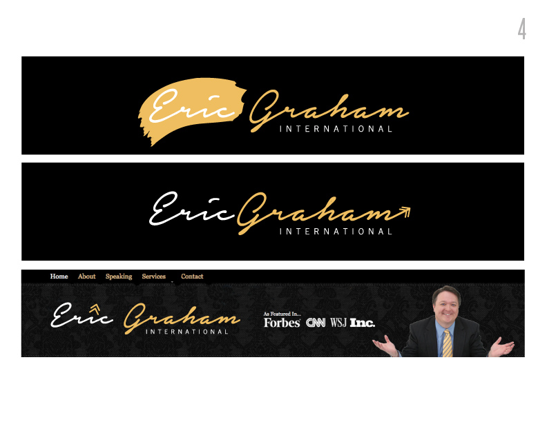 Logo Design: Eric Graham