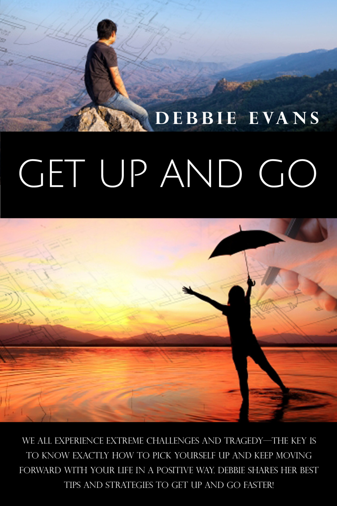 Kindle eBook Cover Design and Formatting for Debbie Evans