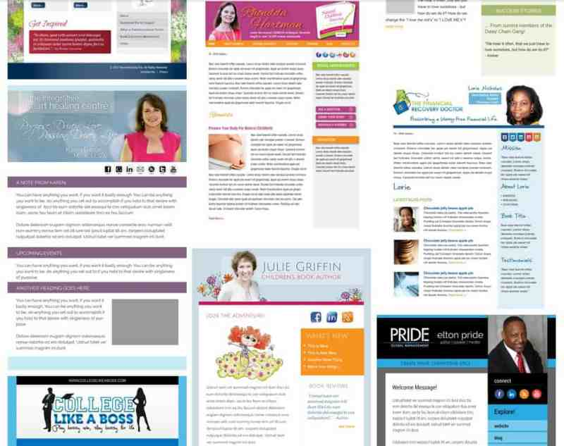 View Our Email Newsletter Portfolio!