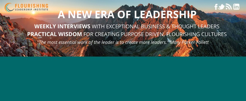 Facebook Cover Design: Flourishing Leadership Institute