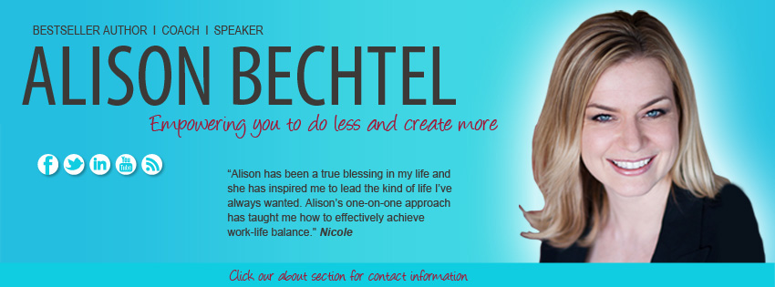 Facebook Cover Design for Alison Bechtel