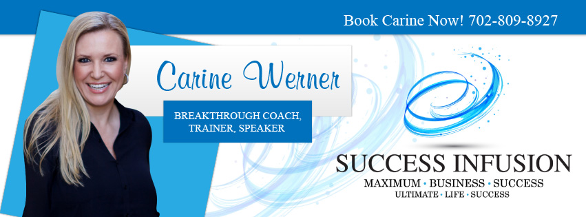 Facebook Cover Design for Carine Werner