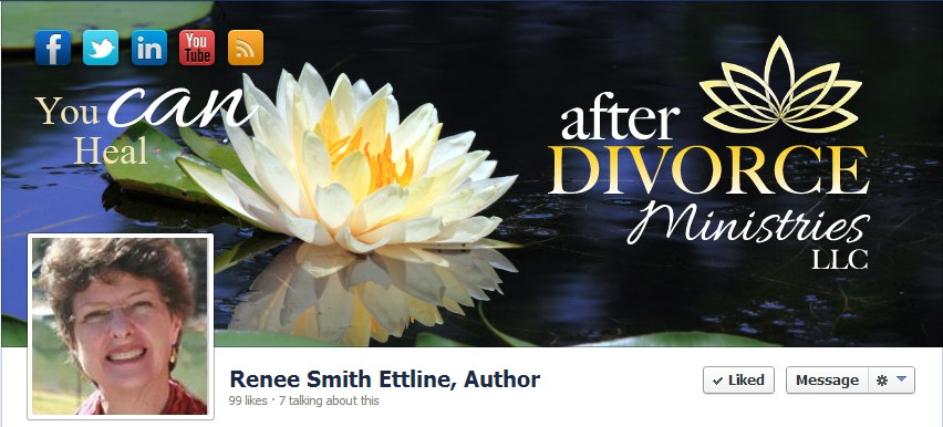 Facebook Cover Design for Renee Ettline