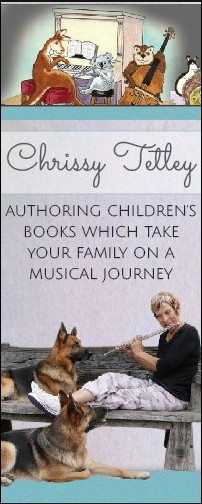 Facebook Profile Banner Design for Chrissy Tetley