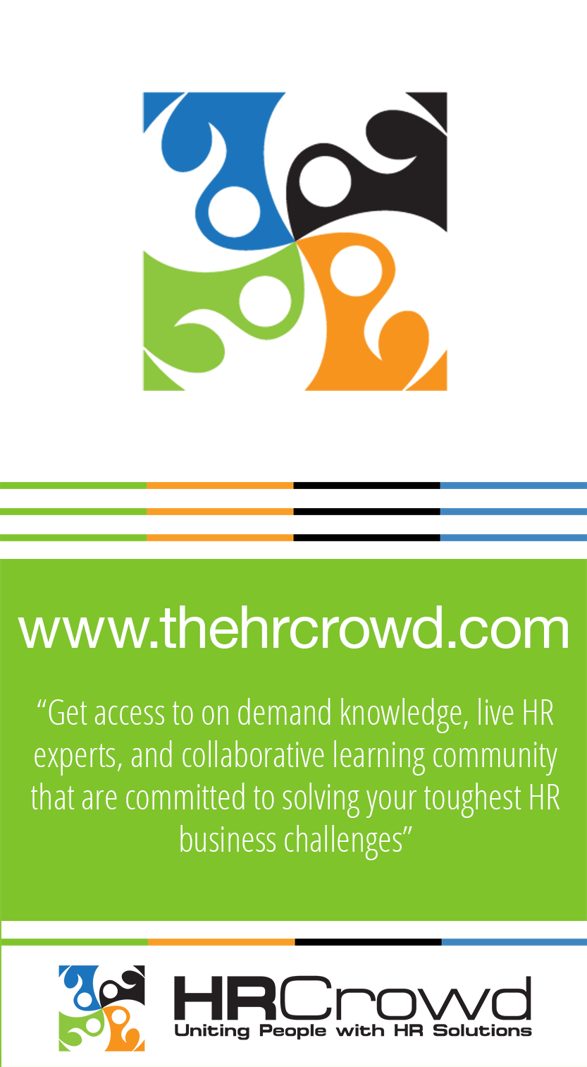 Facebook Profile Banner Design for The HR Crowd