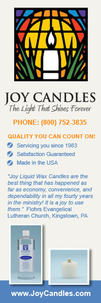 Facebook Profile Banner Design for Joy Candles