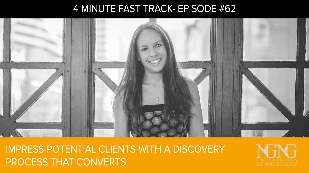 Impress Potential Clients With a Discovery Process That Converts