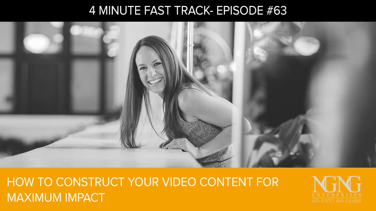 How To Construct Your Video Content for Maximum Impact